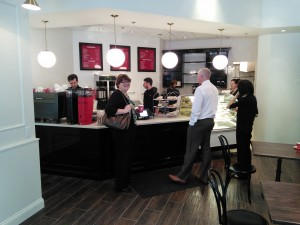 Julius Meinl Streeterville open for business